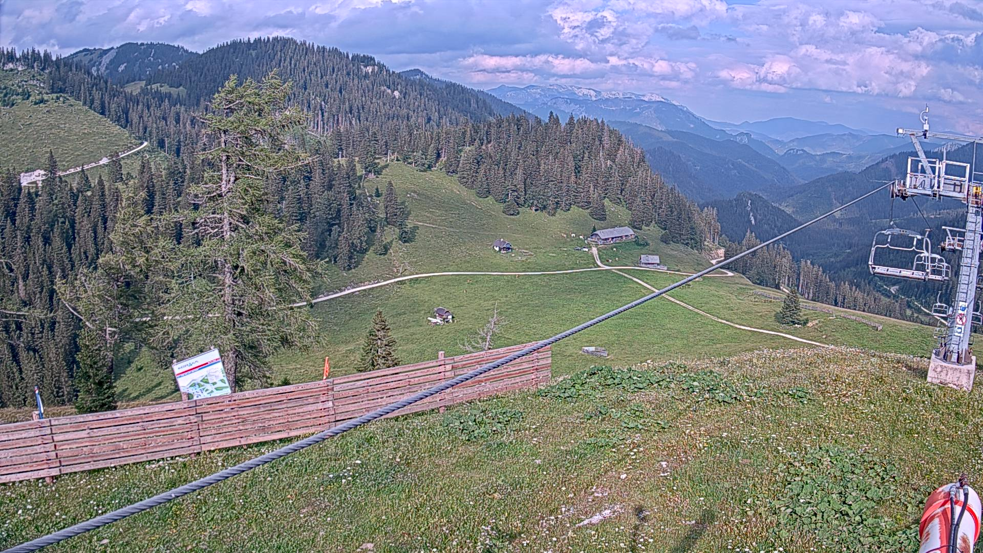 Webcam Niederalpl Bergstation - © Niederalpl